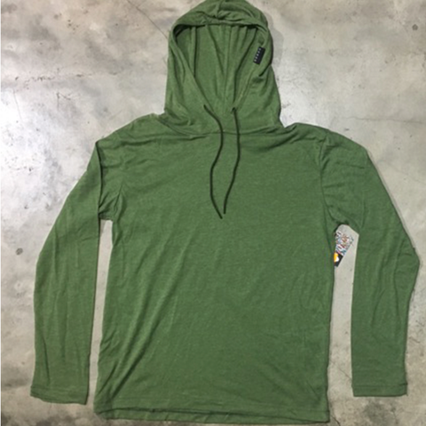 Capucha V-Natural Fleece