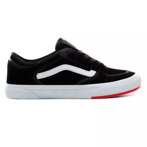 Zapatillas Vans Rowley Classic black/white