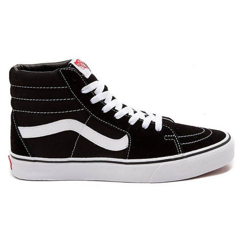 Zapatillas Vans Sk8-Hi black/white