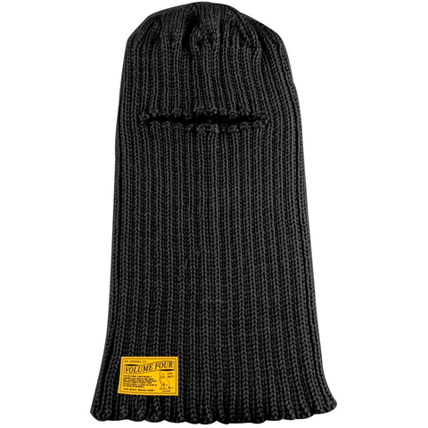 Chullo Volume 4 - Juski Ski Mask Black