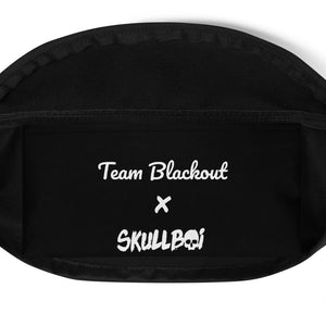 Team Blackout x SKULLBOi Limited Edition Drip Cross-Body