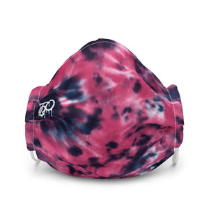 TBO Limited Edition Tie-Dye Face Mask V2