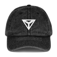 Load image into Gallery viewer, TBO x MannyMak Limited Edition Vintage Dad Hat