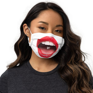 TBO Limited Edition Big Mouth Face Mask