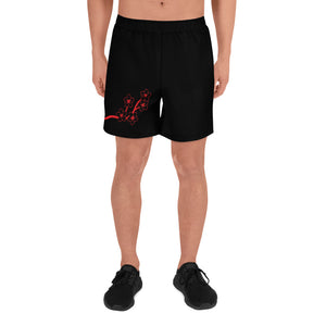 TBO Launch 2020 WUBBIES Men's Athletic Swim/Run Shorts (Blood Clout Edition)