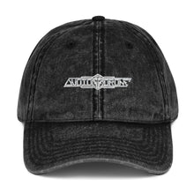 Load image into Gallery viewer, TBO x Audiodrone Limited Edition Vintage Dad Hat