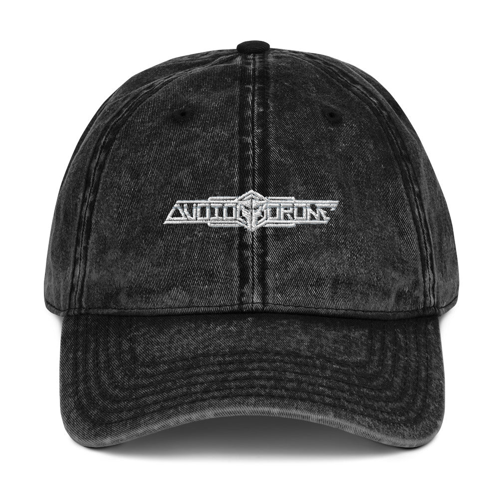 TBO x Audiodrone Limited Edition Vintage Dad Hat