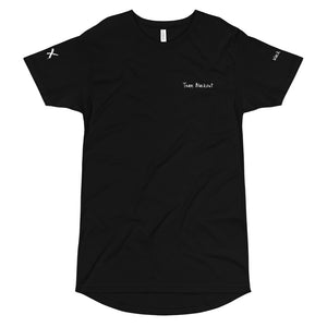 Team Blackout Black TF Out Long Body Urban Tee