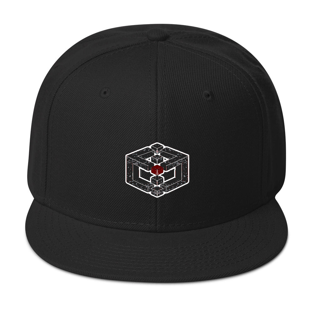 TBO x OK Kevin Limited Edition Flux Snapback Hat