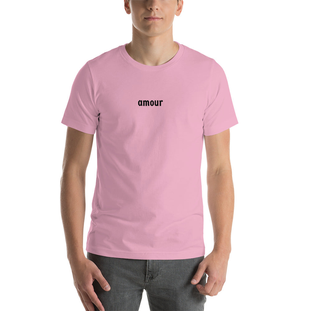 Team Blackout Pink amour Tee