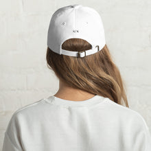 Load image into Gallery viewer, Nitti Gritti XIX White Dad Hat