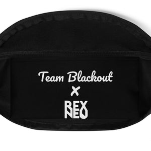 Team Blackout x REX NEU Limited Edition Drip Cross-body