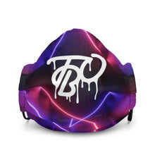 Load image into Gallery viewer, TBO Limited Edition Laser Dreams Face Mask