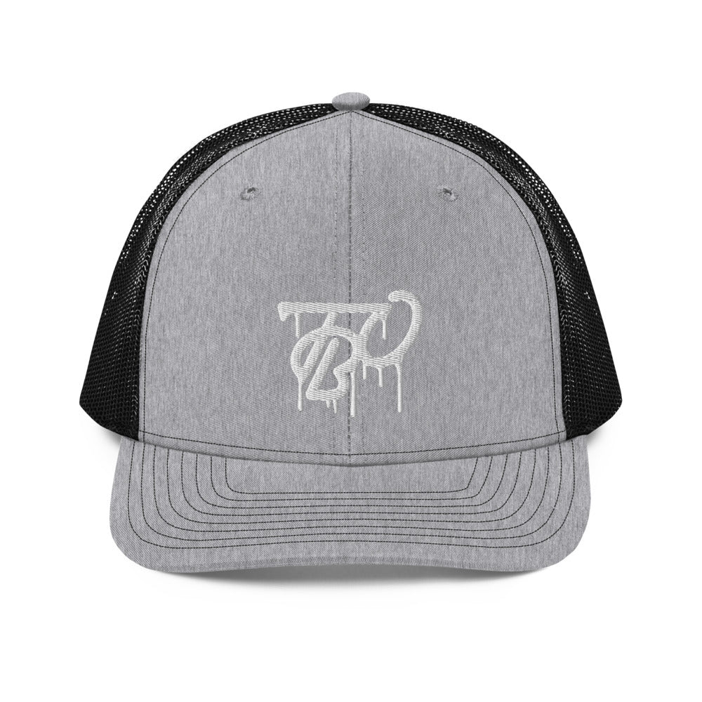 TBO Trucker Caps (In Maroon or Gray/Black)
