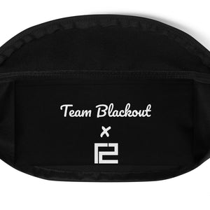 Team Blackout x R2 Limited Edition Drip Cross-Body