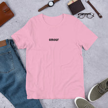 Load image into Gallery viewer, Team Blackout Pink amour Tee