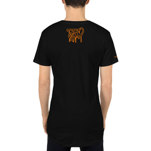 TBO Limited Edition Florida Man Long Body Urban Tee