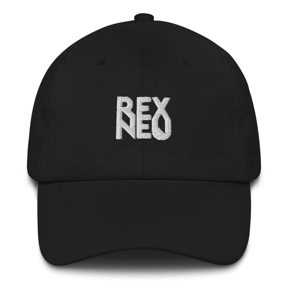Team Blackout x REX NEU Limited Edition Backstage Dad hat
