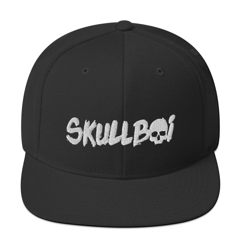 Team Blackout x SKULLBOi Limited Edition Backstage Snapback Hat
