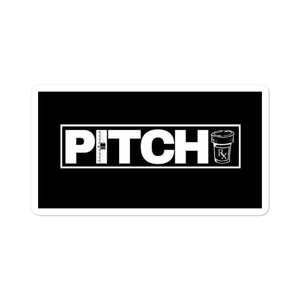TBO x PitchRx Limited Edition Stickers