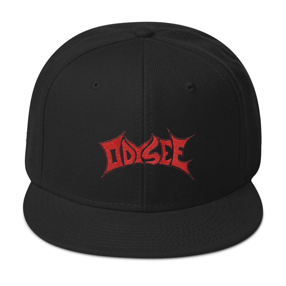 TBO x Odysee Blood Clout Snapback