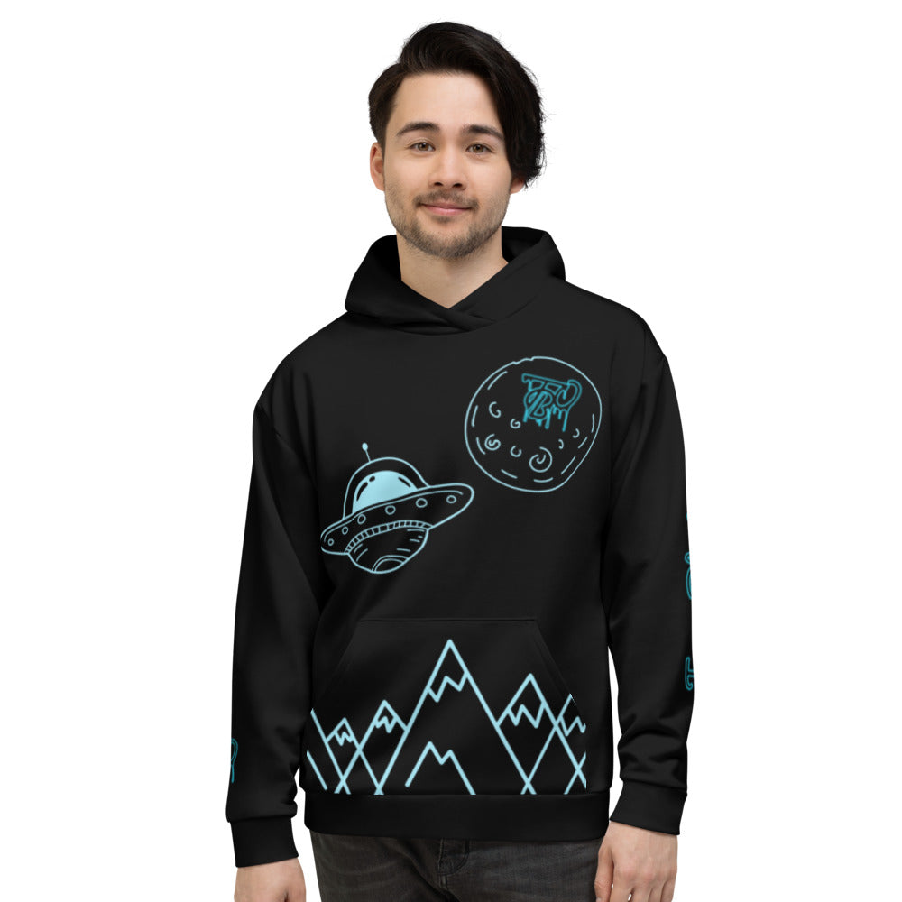 NEON DREAMS 2020 Space Ice-cream Limited Edition Hoodie