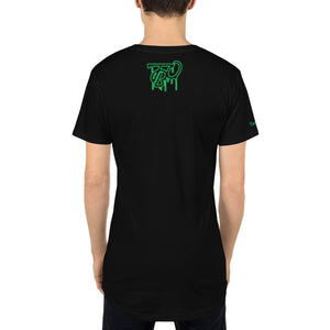 TBO Talentless But Connected Limited Edition Long Body Urban Tee