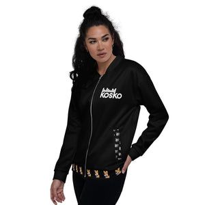 Team Blackout x Kosko Limited Edition Corgi Drip Bomber Jacket