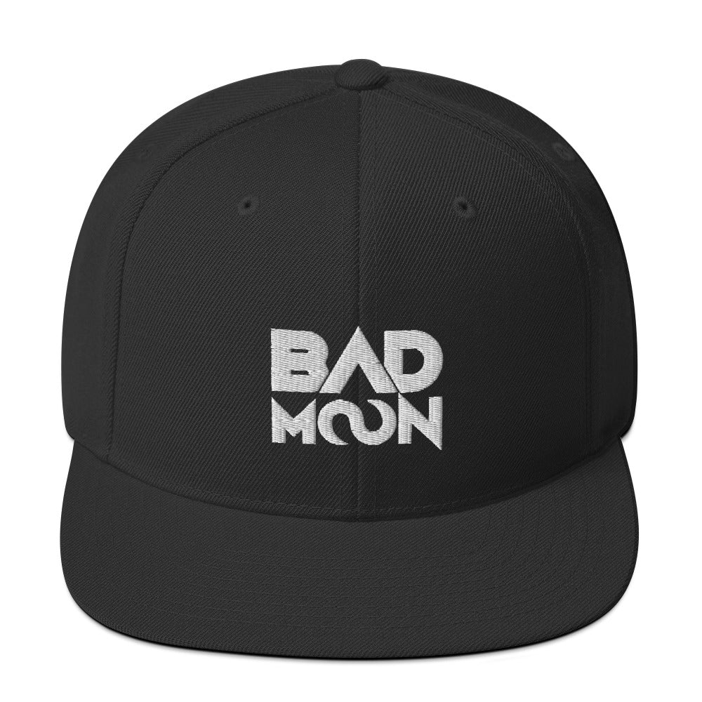 Team Blackout x BADMOON Limited Edition Backstage Snapback Hat