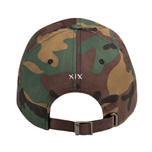 Load image into Gallery viewer, TBO Drip Camo Dad Hat