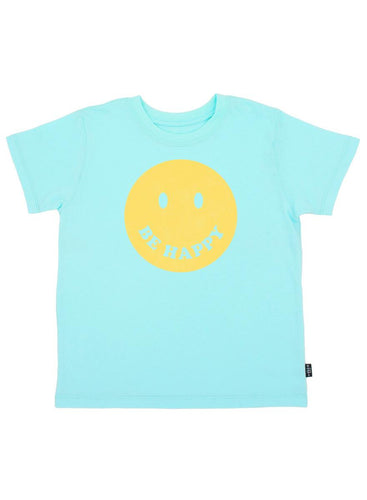 Be Happy Vintage Tee