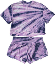 Load image into Gallery viewer, Sugaree Tie Dye Terry Short