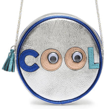 Load image into Gallery viewer, Cool Metallic Circle Bag