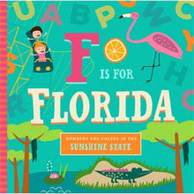 Load image into Gallery viewer, F Is For Florida Book