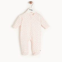 Load image into Gallery viewer, Pink Bunnies Zip Sleepsuit