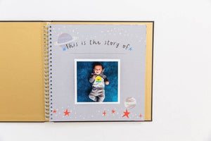 Stargazer Baby's First Year Memory Book