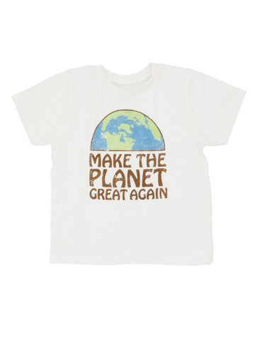 Make The Planet Great Again Tee
