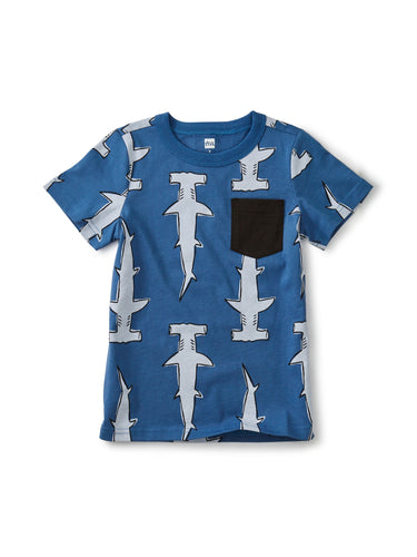 Hammerhead Pocket Tee