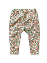 Load image into Gallery viewer, Cyprus Floral Ruffle Pants
