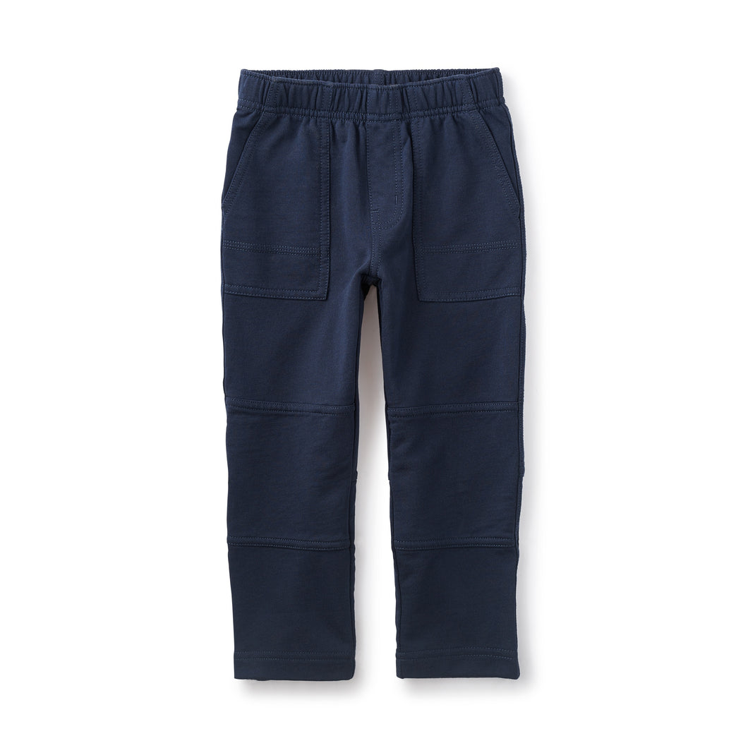 Heritage Blue French Terry Playwear Pant