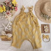 Honey Blossom Coco Jumpsuit