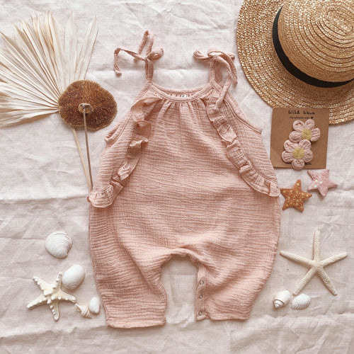 Pink Coco Jumpsuit