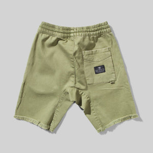 Washed Olive Atlantic Short