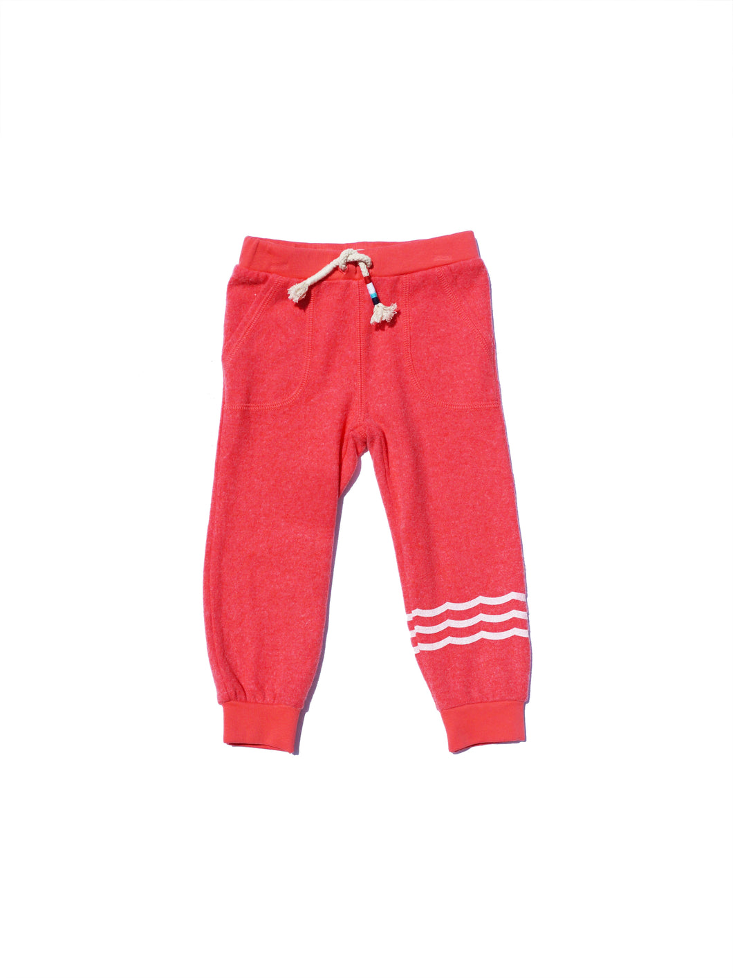 Watermelon Waves Baby Hacci Jogger