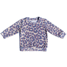 Load image into Gallery viewer, Sol Leopard Hacci Pullover