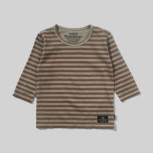 Load image into Gallery viewer, Washed Olive Calvi Long Sleeve Tee
