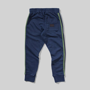 Washed Midnight Racer Pant