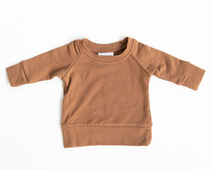 Honey Crew Neck Sweatshirt