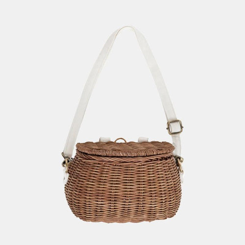 Natural Mini Chari Bag