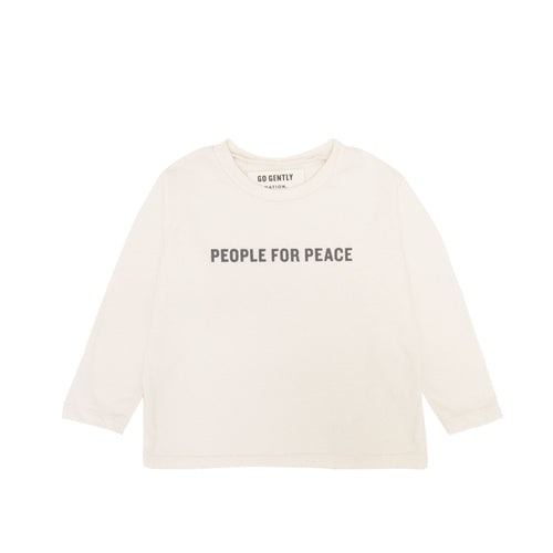 Natural People For Peace Tee